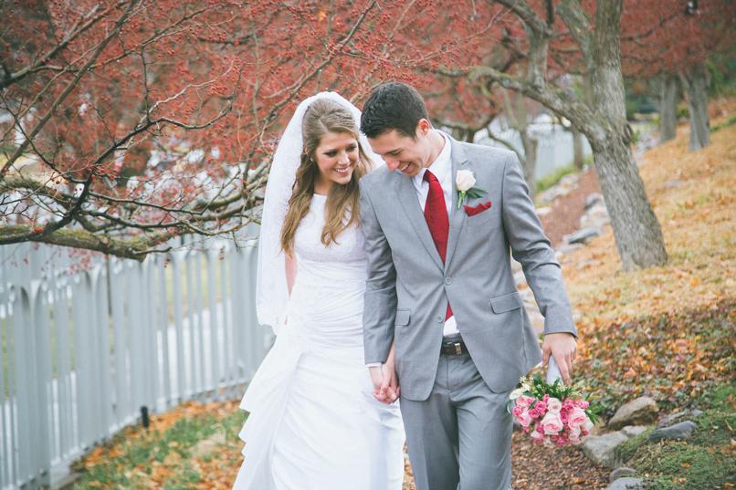 wedding photos Logan Utah