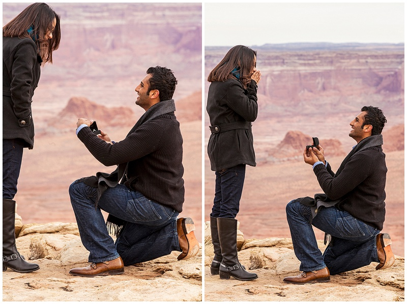 Utah Wedding Photographer Proposal