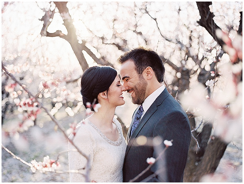 Spring-Wedding