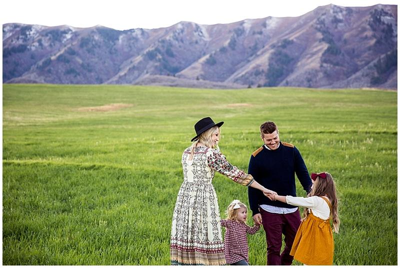 Logan Family Photographer