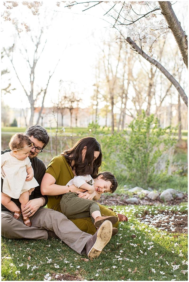 Spring Family Photos