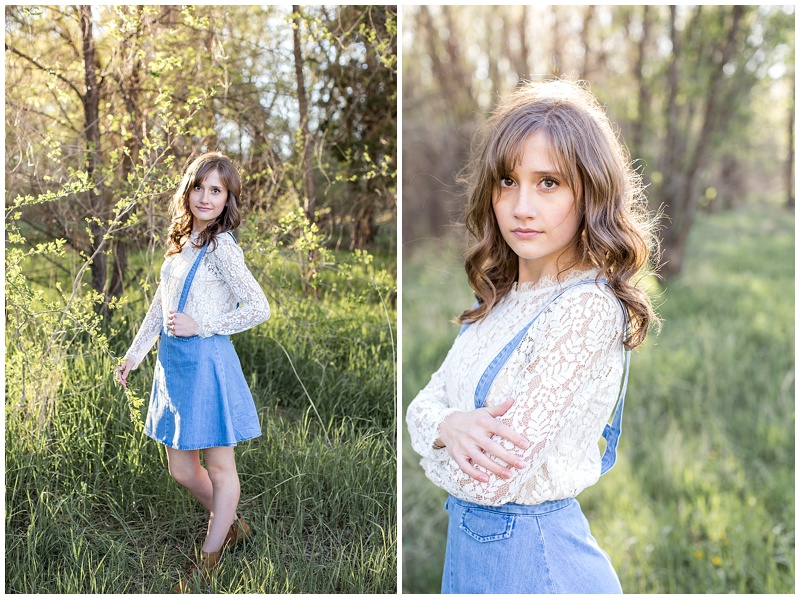 Spring Senior Photos