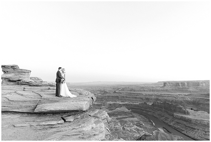 Moab Wedding