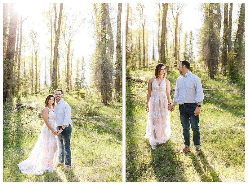 Summer Jackson Hole Family Photos