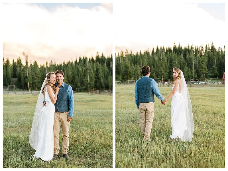 Destination Wedding in Jackson Hole
