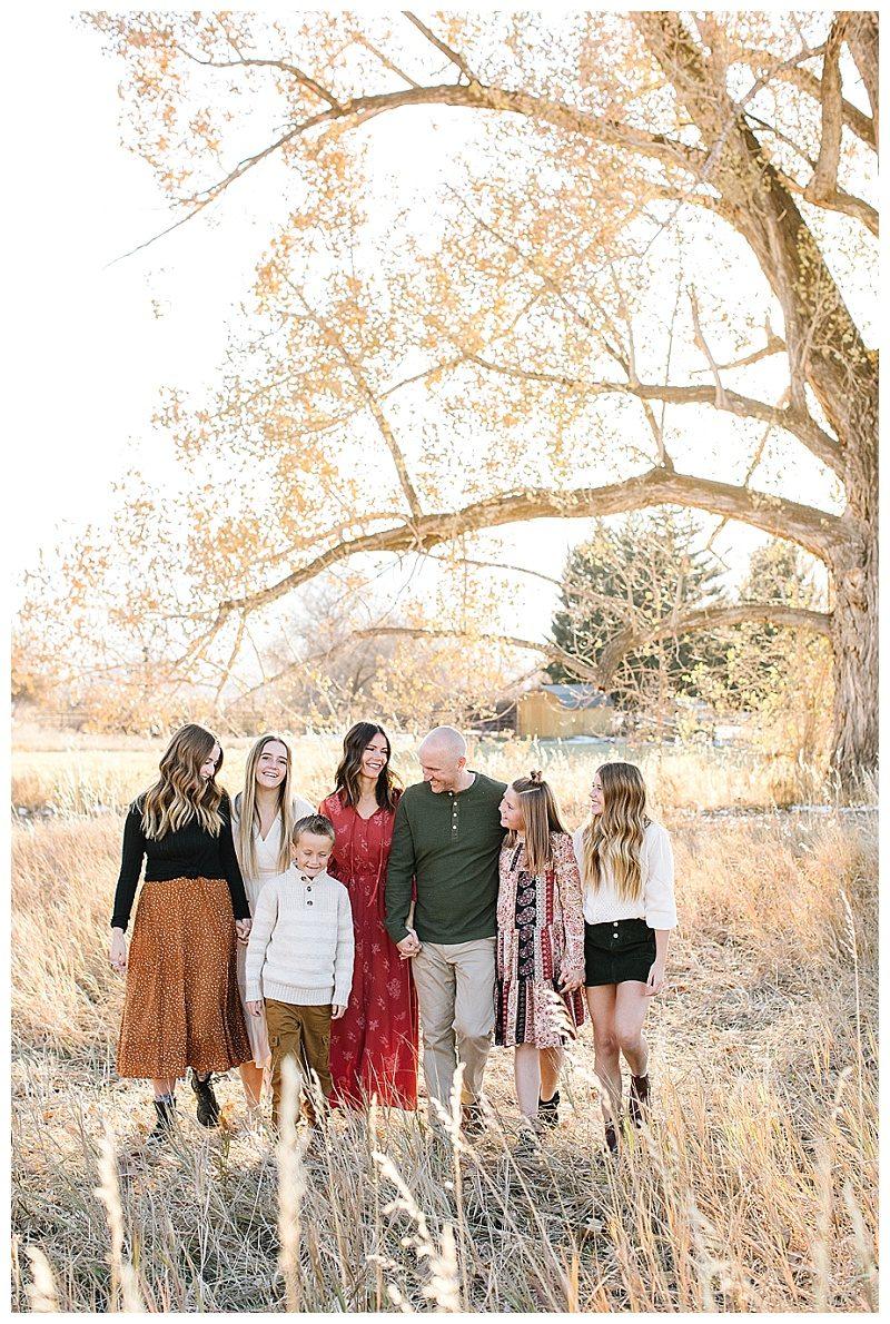 Fall Utah Family Photographer