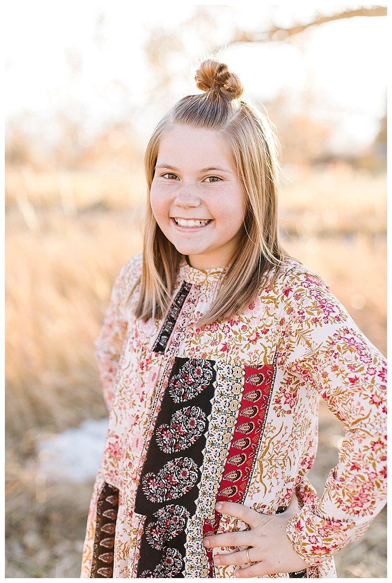 Utah Fall Family Photographer